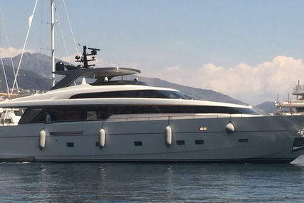 Sanlorenzo SL 96 for sale in Italy for €4,600,000 (£4,198,114)