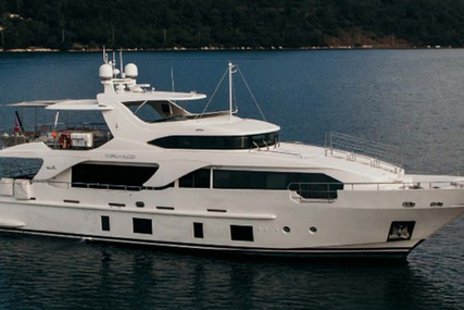 Benetti 93 Delfino for sale in Turkey for €4,100,000 (£3,744,326)