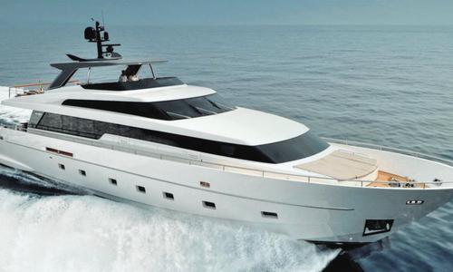 Image of Sanlorenzo SL 94 for sale in Malta for €3,800,000 (£3,459,105) Mediterranean , Malta