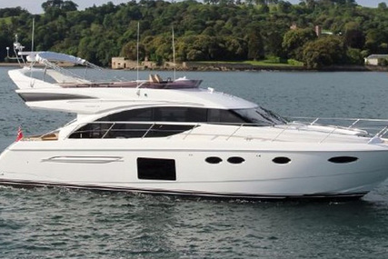 Princess 60 for sale in Italy for €1,550,000 (£1,420,780)