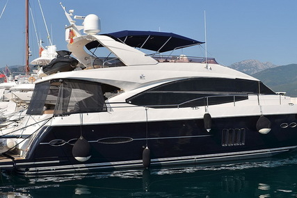 Princess 72 for sale in Croatia for €1,100,000 (£1,004,575)