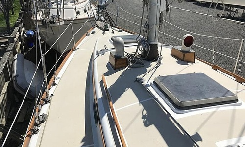 Image of Cape Dory 36 Cutter for sale in United States of America for $37,500 (£26,616) Bronx, New York, United States of America