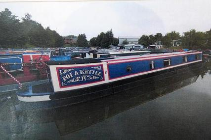 Narrowboat Jonathan Wilson 57' Semi Trad for sale in United Kingdom for £49,950