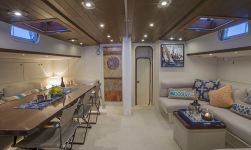 Image of Giorgetti & Magrini Custom Cruising Ketch for sale in United States of America for $949,000 (£686,294) Baltimore, Maryland, United States of America