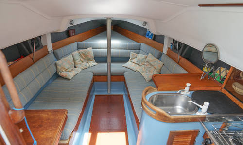 Image of Hunter 27 OOD for sale in Greece for €14,500 (£12,420) Preveza, , Greece