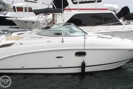Sea Ray 260 Sundancer for sale in United States of America for $64,500 (£47,058)