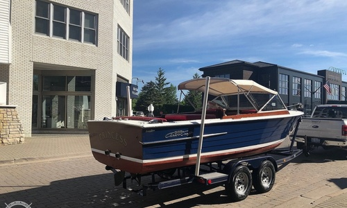 Image of Chris-Craft Ranger Sea Skiff for sale in United States of America for $17,750 (£12,719) Oden, Michigan, United States of America