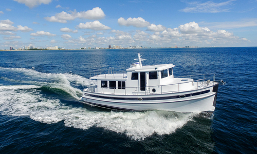 Image of Nordic Tugs 2018 for sale in United States of America for $549,000 (£428,926) Fort Lauderdale, Florida, United States of America