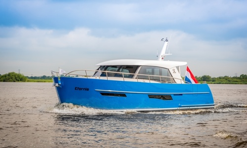 Image of Super Lauwersmeer 47OC for sale in Netherlands for €725,000 (£662,155) Netherlands