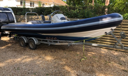 Image of RIBTECT 740 for sale in United Kingdom for £21,000 United Kingdom