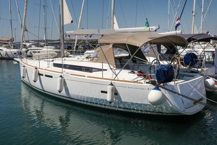 Jeanneau Sun Odyssey 419 for sale in Croatia for €128,000 (£117,329)