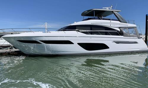 Image of Princess F70 for sale in Spain for £2,750,000 Mallorca, , Spain