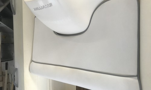 Image of Williams 385 jet rib for sale in Spain for £7,500 palma, Spain