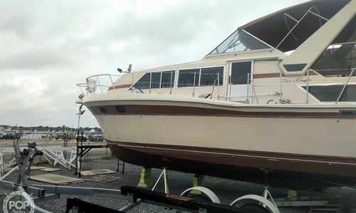 Image of Chris-Craft 381 Catalina for sale in United States of America for $34,000 (£24,452) Brant Rock, Massachusetts, United States of America