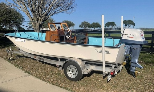 Image of Boston Whaler Nauset 17 for sale in United States of America for $28,350 (£21,949) Navasota, Texas, United States of America