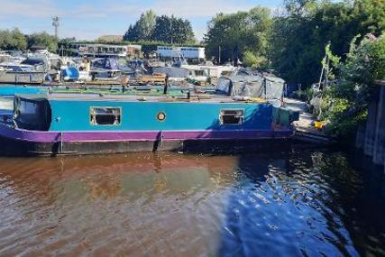 Custom 32 ft Cruiser Stern Narrowboat for sale in United Kingdom for £19,995