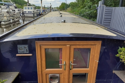 ABC Boats Lady Wallace 61ft Wide Beam Narrowboat for sale in United Kingdom for £49,995