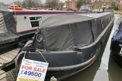 Valhalla 58ft Trad built 2006 Reeves/Kate Boats for sale in United Kingdom for £42,995