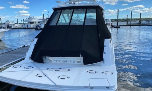Image of Sea Ray 450 Sundancer for sale in United States of America for $334,999 (£259,357) Plandome, New York, United States of America