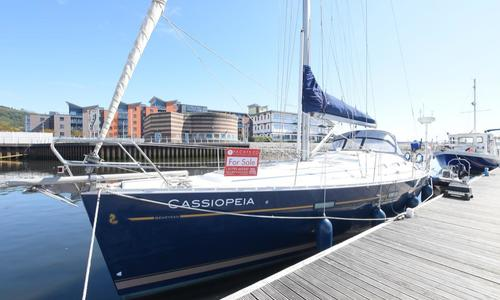 Image of Beneteau Oceanis 393 for sale in United Kingdom for £65,000 Swansea, United Kingdom