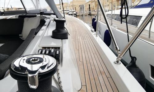 Image of Hanse 588 for sale in Malta for €685,000 (£608,932) Valletta, , Malta