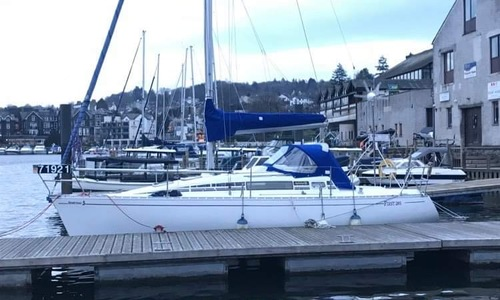 Image of Beneteau First 285 for sale in United Kingdom for £17,995 Cumbria, United Kingdom