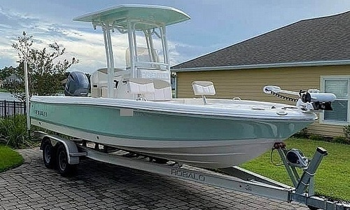 Image of Robalo 226 Cayman for sale in United States of America for $64,900 (£50,948) Jacksonville, Florida, United States of America