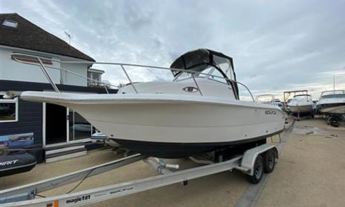 Image of Sea Fox 210 Walk Around for sale in United Kingdom for £21,000 Poole, United Kingdom