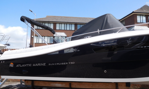 Image of Atlantic Sun Cruiser 730 *Under Offer* for sale in United Kingdom for £37,100 South West, Poole, United Kingdom
