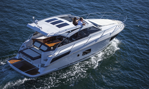Image of Grandezza 34 OC - 2020 Model for sale in United Kingdom for £295,950 South West, Poole, United Kingdom