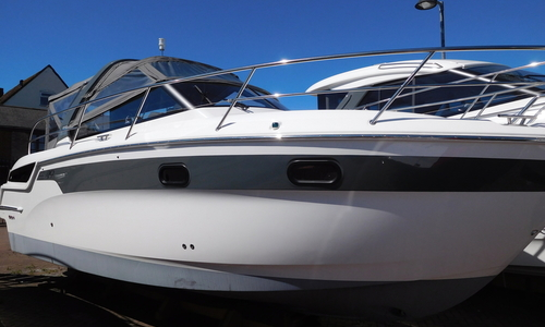 Image of Bavaria Yachts S30 Silver Edition **SOLD** for sale in United Kingdom for £139,950 South West, Poole, United Kingdom