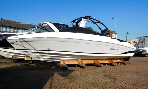 Image of Rinker Q7 for sale in United Kingdom for £86,950 South West, Poole, United Kingdom