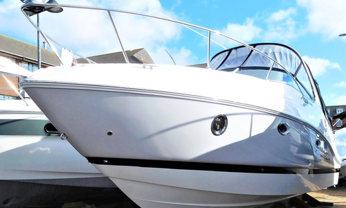 Image of Rinker 290 EX - 2020 Model *SOLD* for sale in United Kingdom for £125,000 South West, Poole, United Kingdom