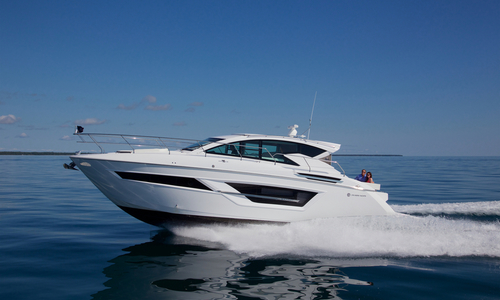 Image of Cruisers Yachts 46 Cantius for sale in United Kingdom for £1,139,000 South West, Poole, United Kingdom