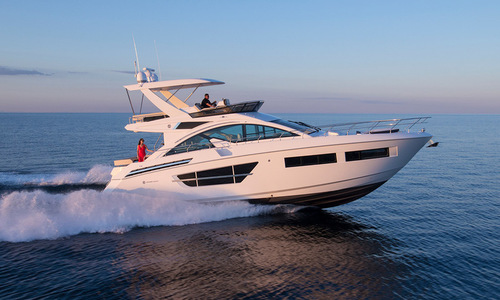 Image of Cruisers Yachts 60 Fly for sale in United Kingdom for £2,550,000 South West, Poole, United Kingdom