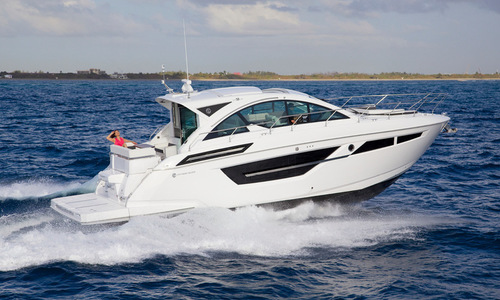 Image of Cruisers Yachts 50 Cantius for sale in United Kingdom for £1,505,000 South West, Poole, United Kingdom