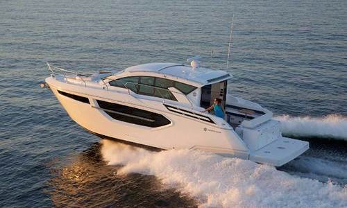 Image of Cruisers Yachts 42 Cantius for sale in United Kingdom for £935,000 South West, Poole, United Kingdom