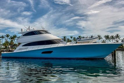 Viking Yachts Enclosed Bridge for sale in United States of America for $7,995,000 (£6,000,540)