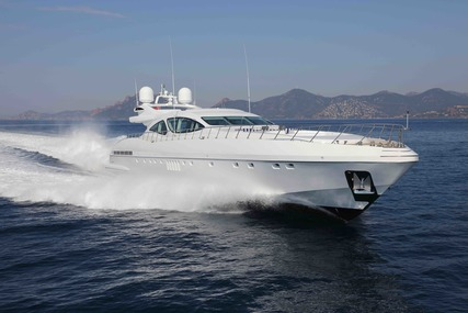 Mangusta 130 for sale in France for €5,500,000 (£5,022,877)