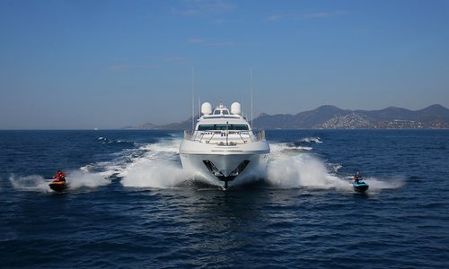 Image of Mangusta 130 for sale in France for €5,500,000 (£4,885,458) La Ciotat,, France