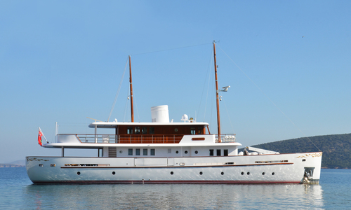 Image of Aegean Yachts for sale in Turkey for €8,500,000 (£7,575,690) ,, Turkey
