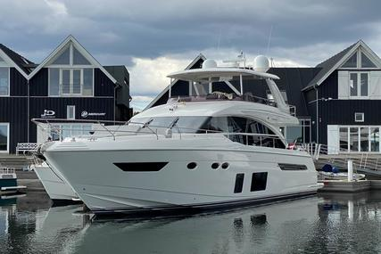 Princess 68 for sale in Denmark for kr15,750,000 (£1,836,270)
