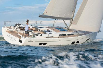 Hanse 588 for sale in Malta for €458,900 (£418,239)