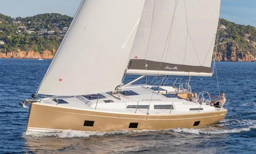 Image of Hanse 418 for sale in Malta for €162,900 (£149,465) Valletta, , Malta