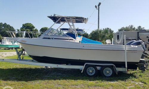 Image of Aquasport 230 Explorer for sale in United States of America for $17,500 (£13,620) Largo, Florida, United States of America
