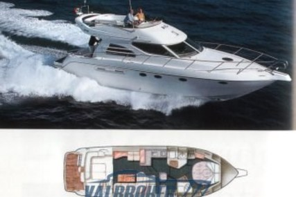 Cranchi Atlantique 40 for sale in Italy for €140,000 (£127,441)