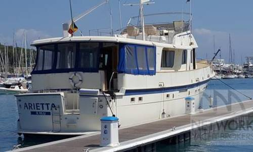 Image of Hatteras LRC 65 - Long Range Cruiser for sale in France for €250,000 (£228,158) Antibes, France