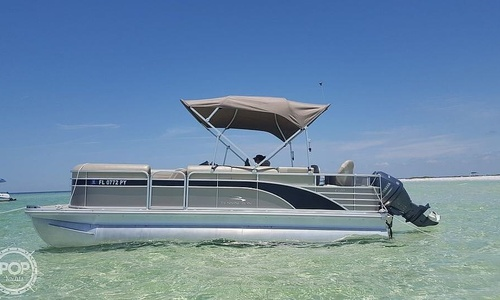 Image of Bennington 2075 GS Saltwater Series for sale in United States of America for $34,500 (£27,074) Homosassa, Florida, United States of America