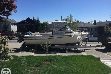Grady-White 257 Trophy for sale in Canada for $39,000 (£22,389)