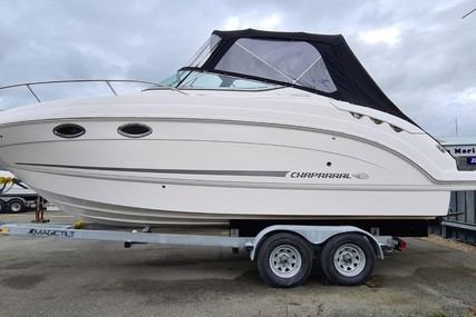 Chaparral 270 Signature for sale in United Kingdom for £99,995